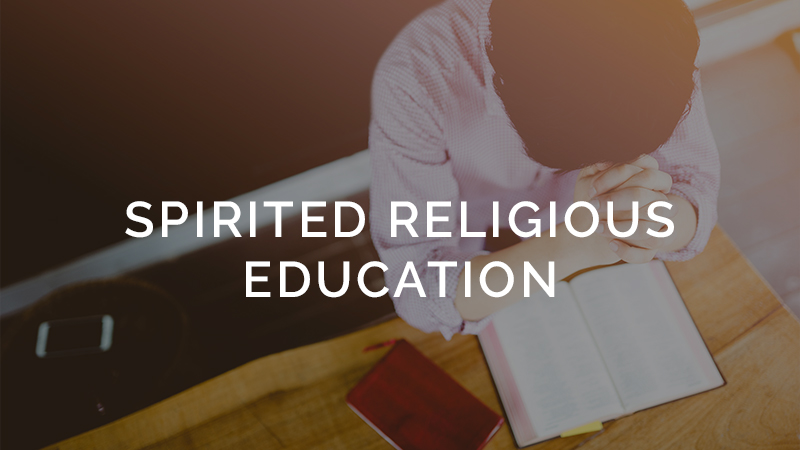 Spirited Religious Education